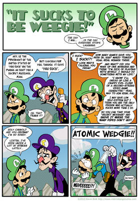 Sucks to be Luigi: Nemesis p.3