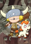 Dungeons and Dragons Bobby+Uni