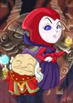 Dungeon Master and Kareena