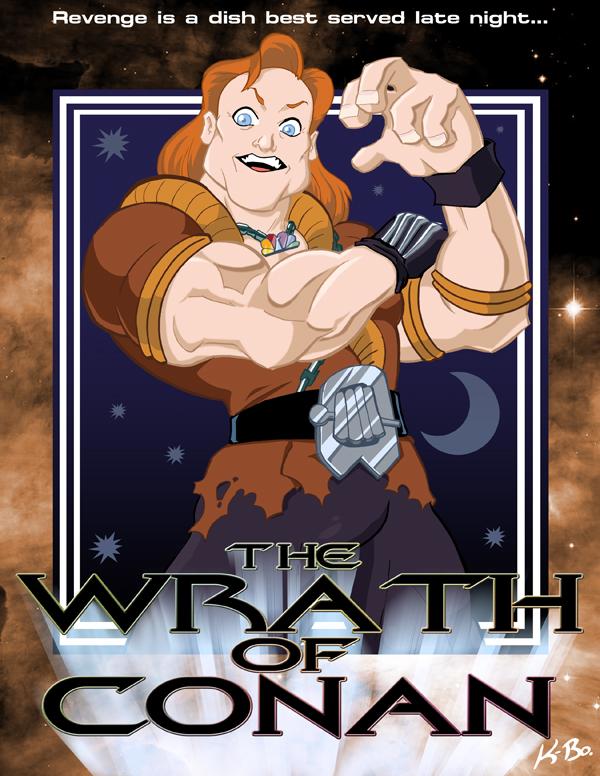 The Wrath of Conan by kevinbolk