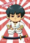 Hetalia Japan Art Card