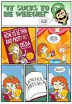 Sucks 2B Weegie: Daisy's Book