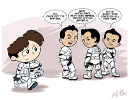The 1st Enlisted Stormtrooper by kevinbolk