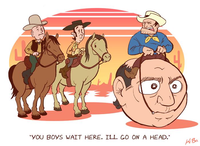 The Odd West by kevinbolk