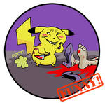 Pikachu Stabbing a Hooker and Farting by kevinbolk