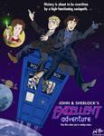 John and Sherlock's Excellent Adventure