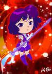 Sailor Saturn by K-Bo.