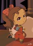 Studio Ghibli: Arrietty Art Card