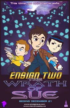 Ensign Two: The Wrath of Sue December 21st