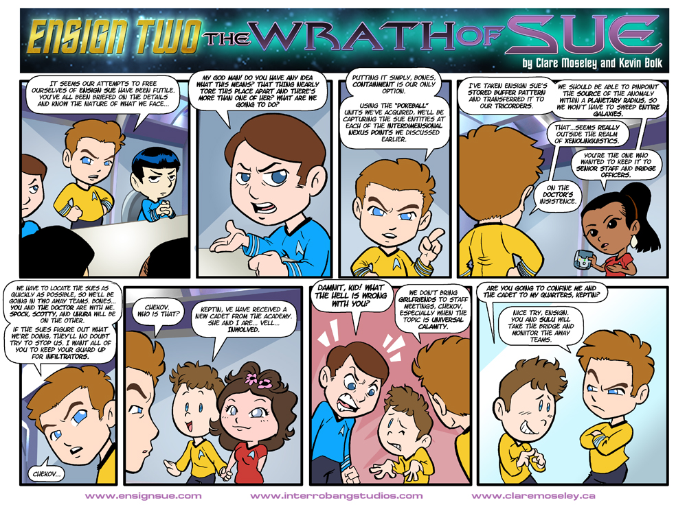 Ensign Two: The Wrath of Sue 09 by kevinbolk