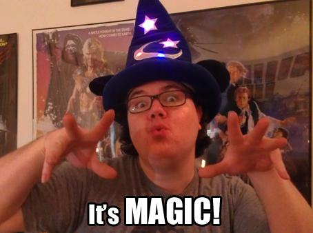 MAGIC! by kevinbolk