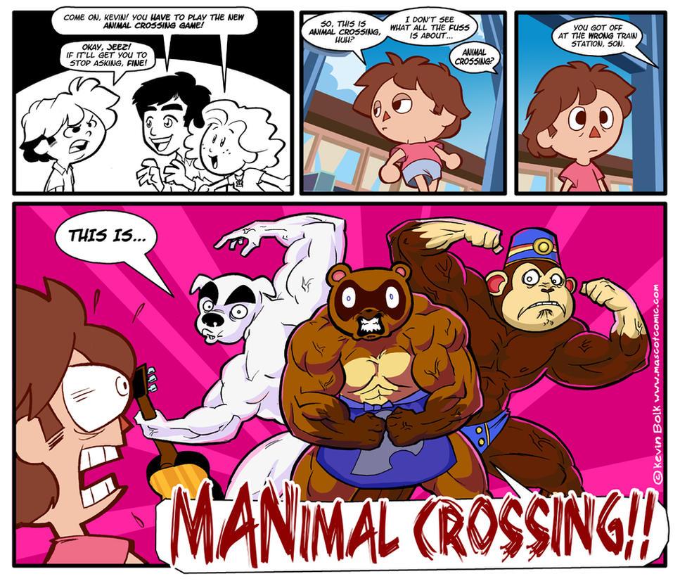 IMOM: Animal Crossing by kevinbolk