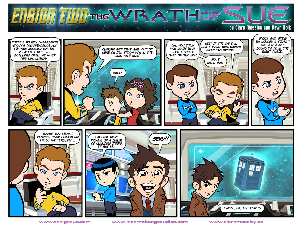 Ensign Two: The Wrath of Sue 28 by kevinbolk