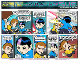 Ensign Two: The Wrath of Sue 34 by kevinbolk
