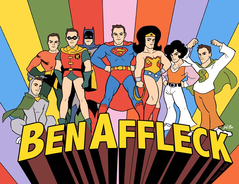 All-Ben Affleck Justice League