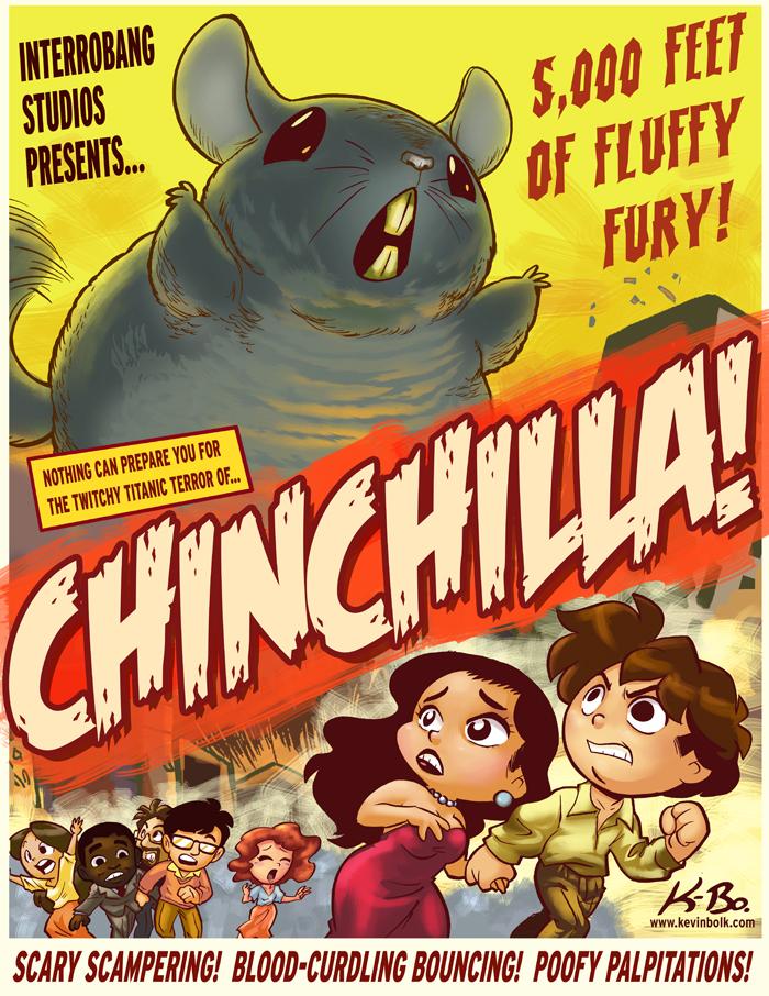 CHINCHILLA!! by kevinbolk