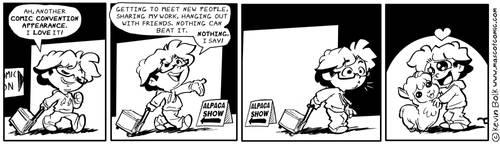 Alpaca Show