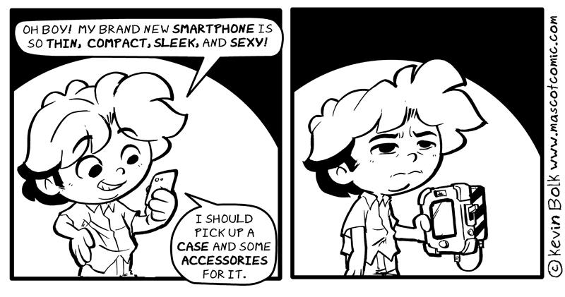 The Smartest of Phones by kevinbolk