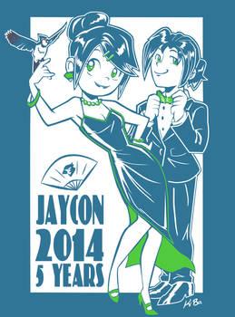 Jaycon 2014 T-shirt Design