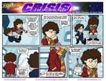 Ensign Cubed Crisis of Infinite Sues 17