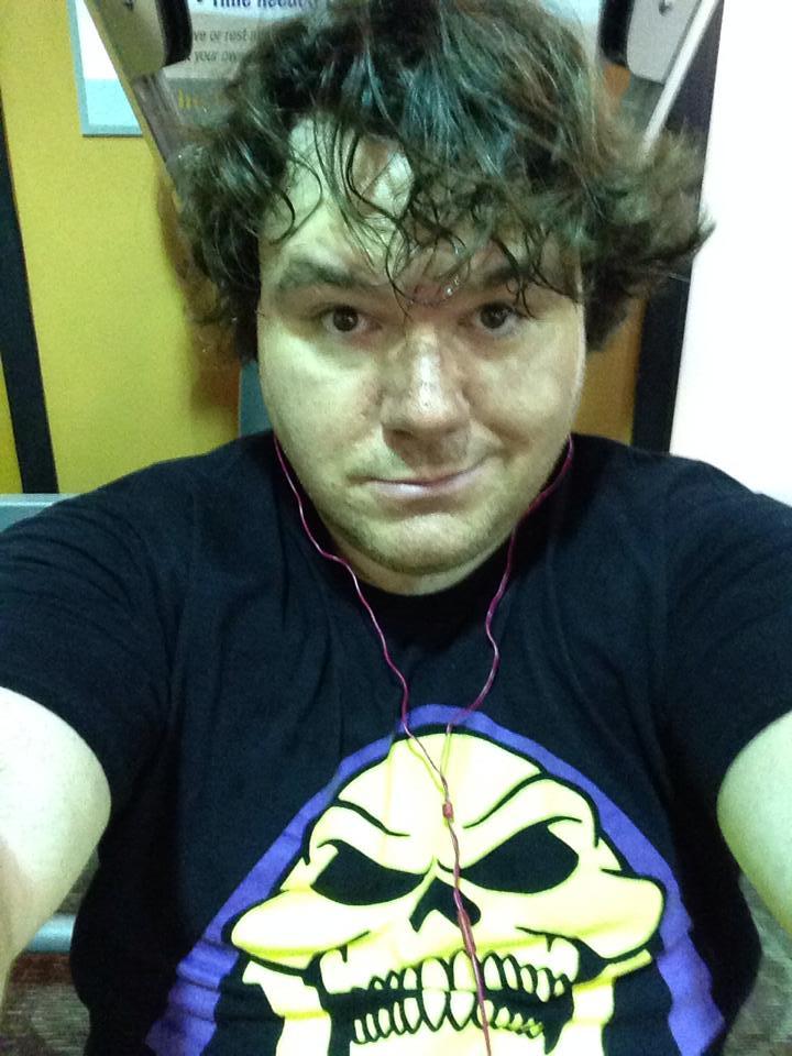 Gym Selfie 'cuz Thank You by kevinbolk