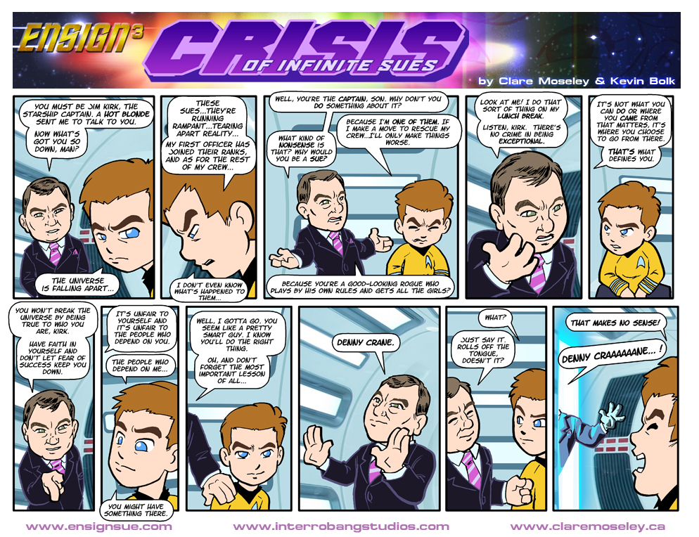 Ensign Cubed Crisis of Infinite Sues 20 by kevinbolk