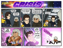 Ensign Cubed Crisis of Infinite Sues 27