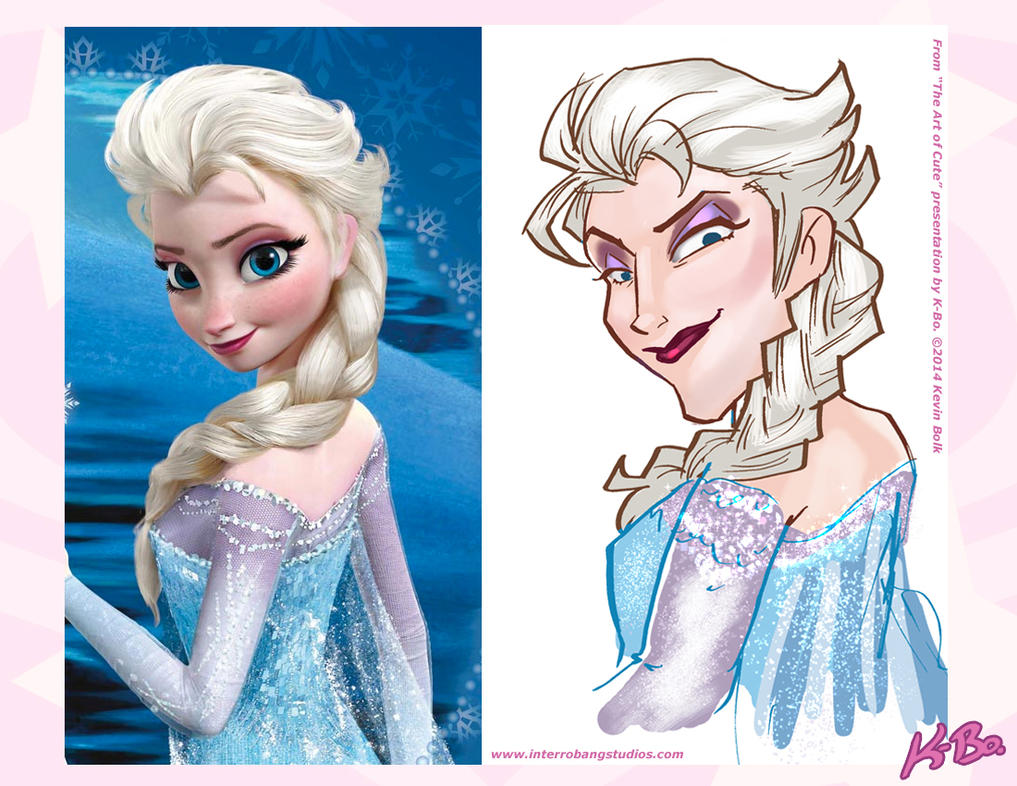 The gallery for --> Anna Frozen Pencil Drawing