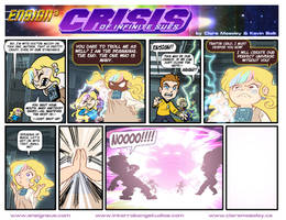 Ensign Cubed Crisis of Infinite Sues 32 by kevinbolk
