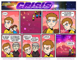 Ensign Cubed Crisis of Infinite Sues 47 by kevinbolk