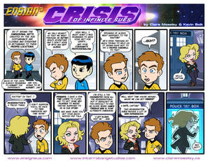 Ensign Cubed Crisis of Infinite Sues 48
