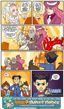 PARODY PARADE: Phoenix Wright Ace... 03