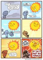 Mr. Sun by kevinbolk