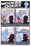 Wookie-Ookies: Ben there, Darth that!