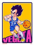 Dragon B-Ball (ver.2) Vegeta