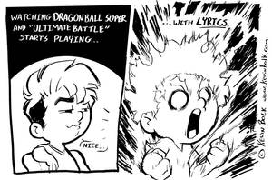 Songs of Dragon Ball Super by kevinbolk