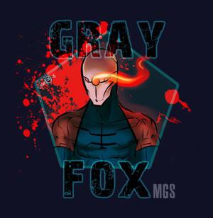 Gray Fox - Metal Gear Solid