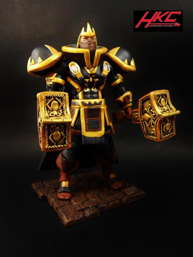 Custom Rolent World of Warcraft mists of Pandaria by hunterknightcustoms