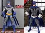 DC Icons Dick Grayson Batman By HKC
