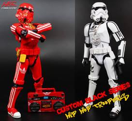 Hip Hop Troopers (Star Wars Black Series)