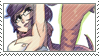 Skullgirls Stamp: Venus Lovelace by AbsolutePineapple