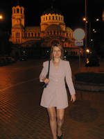 Sofia at Night by selma-todorova