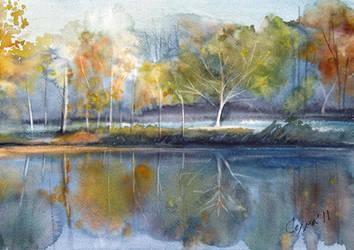 Mirror Image by selma-todorova
