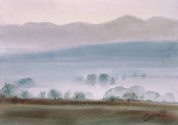 Mornind mist 2 by selma-todorova