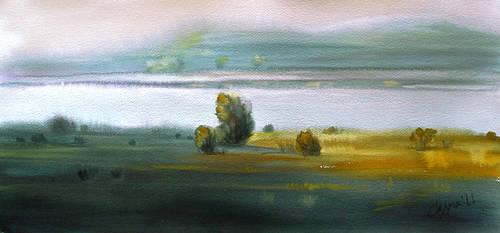 River Bank 3 by selma-todorova