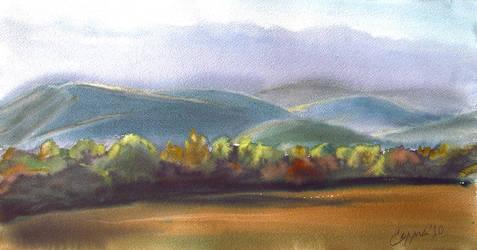 Pirin Mountain 2 by selma-todorova