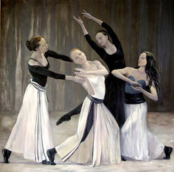Ballet 1 by selma-todorova