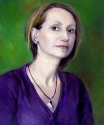 Selfportrait 2 by selma-todorova