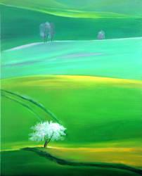 Attire of  Spring by selma-todorova
