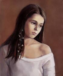 Portrait of Floria Maria